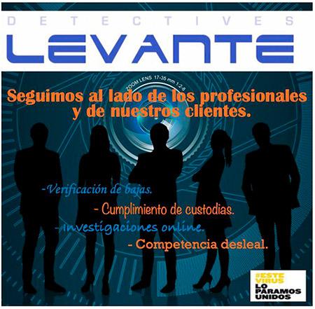 Detectives Levante